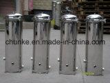 fonte de China da carcaça do filtro em caixa dos PP do aço 20X3cores inoxidável