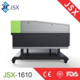 Cortadora de trabajo estable del grabado del laser del CO2 del profesional de Jsx 1610 de la buena calidad
