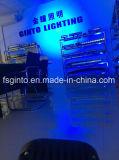 Indicatore luminoso blu impermeabile del lavoro dell'indicatore luminoso 10-30V LED per i camion delle automobili