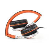 De stereo Sterke Lage BasHoofdtelefoons Earbuds van Hoofdtelefoons voor Laptop van Smartphones MP3/4 de Tablet MacBook die van Computers StereoHoofdtelefoons vouwen