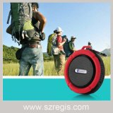 Mini haut-parleur extérieur sans fil stéréo portatif de Bluetooth avec la carte de FT