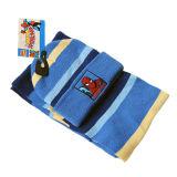 編むパターン子供帽子およびスカーフ(JRK102)