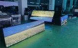 Vorderer Kasten-drahtlose SteuerSysteml im Freienbekanntmachen LED-Bildschirmanzeige des Zugriffs-P10