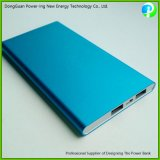 New Style 10000mAh High Capacity Aluminium Alloy Power Bank for Smart Phones
