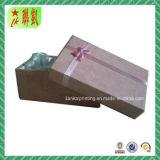 Custome ha stampato il contenitore di regalo di carta rigido con il coperchio dello strato
