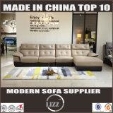 標準的なデザイン居間の家具の革ソファ