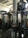 Máquina de enchimento e tapagem de água destilada com álcool profissional
