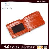 عملة جيب [كرديت كرد] محفظة عالة صورة يطبع جلد محفظة