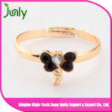 De mooie Ringen van de Dames van de Ontwerpen van de Trouwringen van de Diamant Gouden