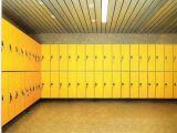 HPL (kompaktes Laminat) Schließfächer für ändernden Raum