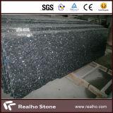 Laje azul natural do granito da pérola para a bancada/Worktop da cozinha
