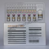 Glutatione Injectable 3000mg da glutatione IV Rex para Whitening da pele