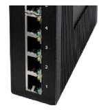 8 Schakelaar van het Netwerk Ethernet van de Haven Gigabit de Snelle Tx Industriële