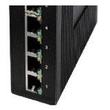 Ethernet-Kanal-Netz-Schalter 8 Megabit-/Gigabit schneller
