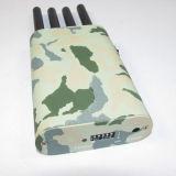 Molde portable de la señal del GPS del teléfono celular de la cubierta 3G del camuflaje