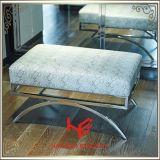 腰掛け(RS161804)のホテルの家具のホーム家具の現代家具のステンレス鋼の家具