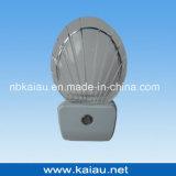Luz da noite do diodo emissor de luz do interruptor do sensor do dia e da noite (KA-NL308)