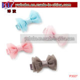 Flower Scruchies Elastic Hair Accessory Best Party Products (KA1064)