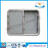 Marineschiebendes Aluminiumfenster