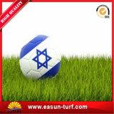 Трава дерновины Sythetic футбольного поля PE искусственная для спортивной площадки футбола