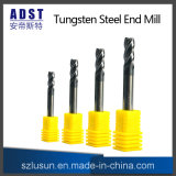 Edvt Tungsten Steel End Mill Ferramenta de corte Carbide End Milling
