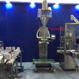 Remplissage gravimétrique semi automatique de foreuse de poudre du chocolat 1-30kgs
