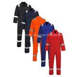Vlam - Veiligheid Workwear van de Kleuren van de vertrager de Weerspiegelende Beschermende