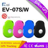 mini GPS perseguidor personal impermeable de 4G con la comunicación de voz micro de la tarjeta de SIM para el seguimiento mayor del GPS