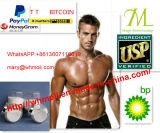 Weißes aufbauendes Steroid Andriol Testosteron Undecanoate des Puder-99.5% für Muskel-Gebäude