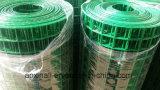 Rete metallica saldata verde di plastica saldata pollo della rete metallica