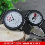 Horloge van het Ontwerp van het Horloge van Quarzt van het Paar van het Roestvrij staal van de Manier van versus-151 2017 het Analoge voor Mannen en Vrouwen