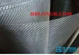 Rete metallica quadrata galvanizzata del ferro