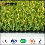 grama alta sintética personalizada paisagem da altura da pilha de 20mm para a HOME