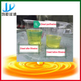 Wasserkühlung-Technologie-Abfall-Lieferungs-Öl-Regenerationsfilter-Maschine
