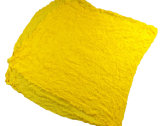 ポリエステル綿によって混ぜられるクレープのしわのショール(ABF22005202)