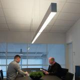 Безшовный свет Trunking соединения СИД линейный для освещения офиса