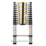 2.6m/3.2m/3.8m En131-6 teleskopische Strichleiter, Aluminiumjobstep-Strichleiter, Strichleiter-Aluminium