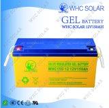 Whcの最もよい価格によって保証される太陽電池12V 150ah