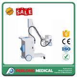 machine de rayon X mobile à haute fréquence de l'équipement médical 100mA