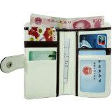 Hotsale PU IP6/6s/6p/7/7s/7p를 위한 돈 부대를 가진 가죽 전화 상자