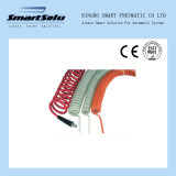 Ningbo intelligenter pneumatischer PU-Schlauch, pneumatischer Luft-Schlauch
