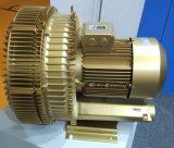 평상형 트레일러 절단기를 위한 두 배 단계 측 채널 공기 송풍기