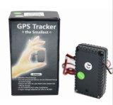 El perseguidor impermeable más pequeño del GPS del micr3ofono de T4024FC más la tarjeta sin hilos de GPRS SIM para la E-Bici de la motocicleta del coche del vehículo