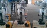 De automatische Ontdoende van Machine van het Knipsel van de Draad, de Eind Plooiende Machine van de Kabel