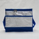 Bolsas de aluminio del almuerzo del bolso del aislamiento del bolso de hielo del aluminio del PVC (GB # 207PVC)