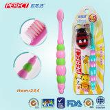 Gosse de couleur de dessin animé/enfant/brosse à dents de Chaud-Vente parfaits d'enfants