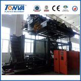 거대한 플라스틱 용기를 위한 Tonva 3000L 누산기 중공 성형 기계