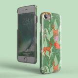 iPhone를 위한 꽃에 의하여 인쇄되는 PC 전화 덮개