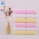 100%年の綿のホテル/ホーム表面/浴室/手タオル