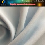 Polyester 4 Way Stretch Fabric, Poliéster Spandex Korea Crepe Fabric (R0153)